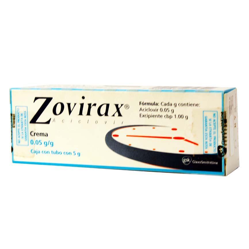 Zovirax 5 g - Tretinoin o.1 gel