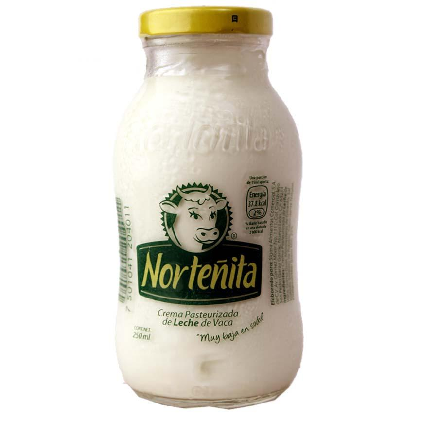 CREMA NATURAL NORTENITA PZ 250 ml