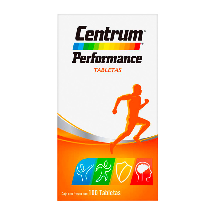 CENTRUM PERFORMANCE PFIZER 1 PZ