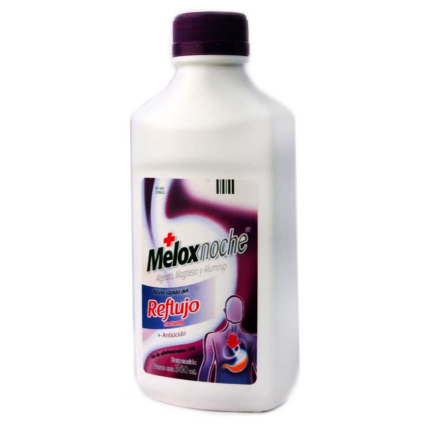 MELOX NOCHE SUSPENCION SANOFI AVE PZ 360 ml