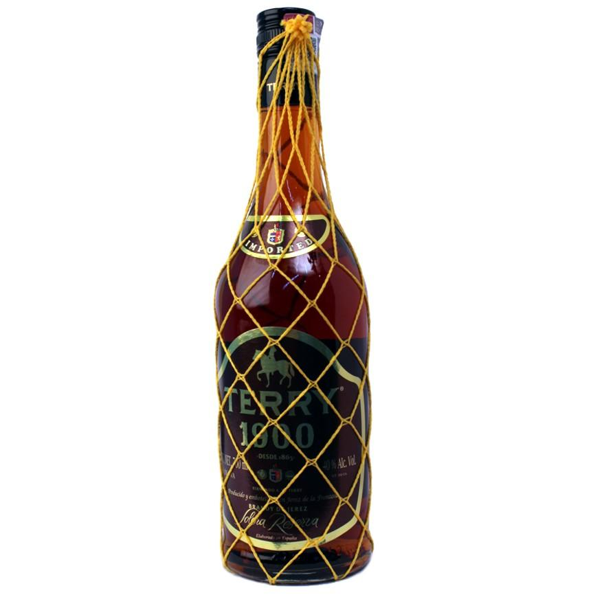 BRANDY FUNDADOR TERRY 1900 BOTELLA 700 ml
