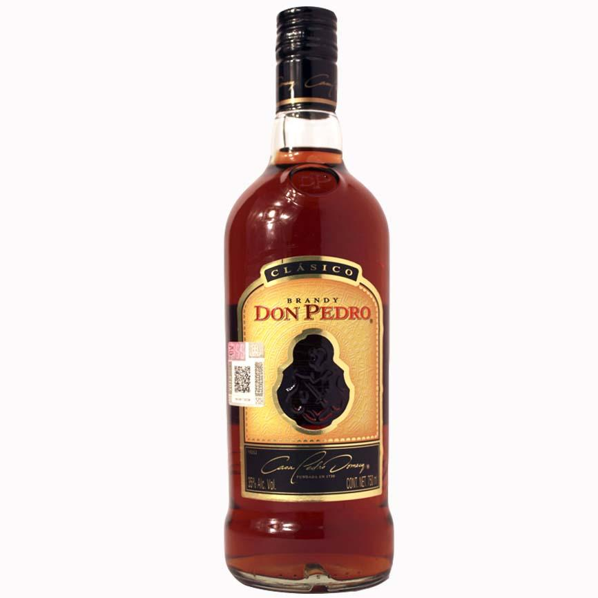 BRANDY DON PEDRO CLASICO BOTELLA 750 ml